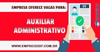 Auxiliar Administrativo