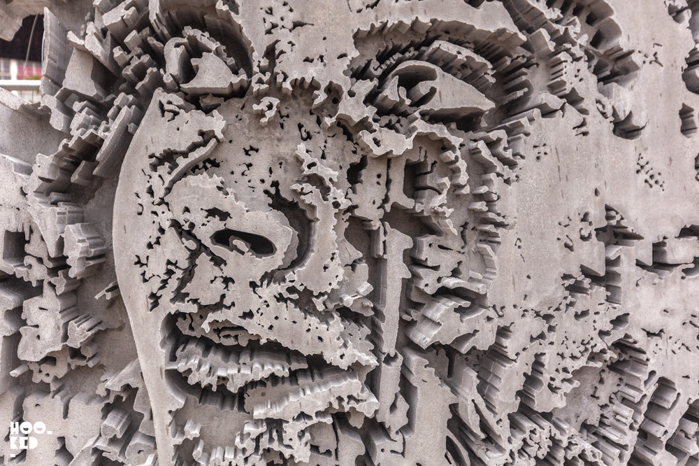 Festival Iminente curated by Portuguese artist Vhils