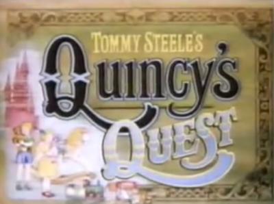 Quincy's Quest.