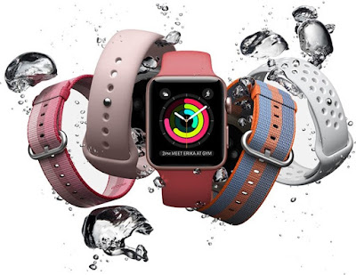 Review Apple Watch New