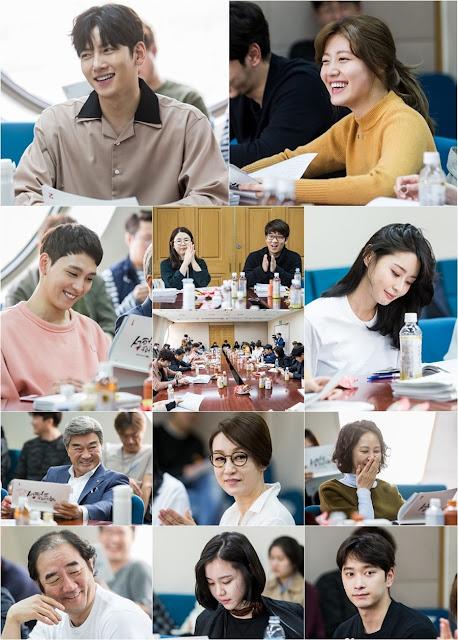 Drama Korea : Suspicious Partner / 수상한 파트너