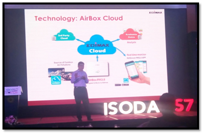 Edimax Participates in ISODA Tech Summit 7at HO CHI MINH CITY (VIETNAM)