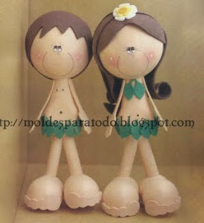 http://manitascreativasyalgomas.blogspot.com.es/2012/12/goma-eva-pareja-de-ninos.html