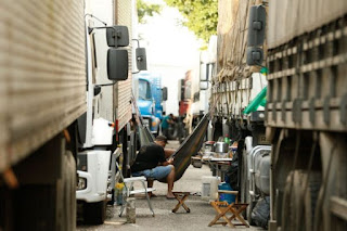 Caminhoneiros descartam nova paralisação