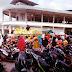 Pembagian Bazar sembako murah di Kelurahan Sei Pelunggut Kecamatan Sagulung
