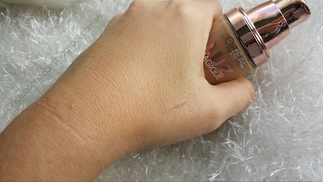 base maquillaje lumi magique loreal