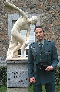 Academia Infantería Toledo Educación Física Natación Guardia Civil