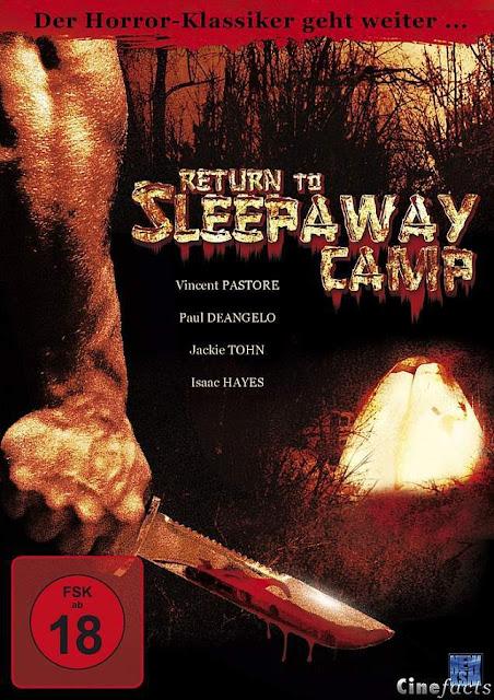 Return To Sleepaway Camp (2008) ταινιες online seires oipeirates greek subs