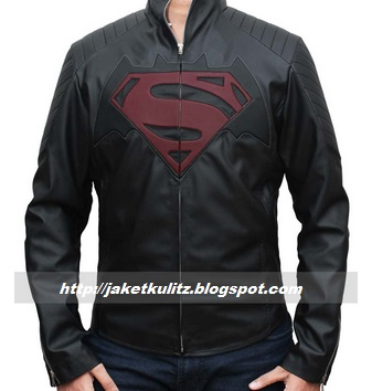 Gambar Jaket Kulit The Dark Knight