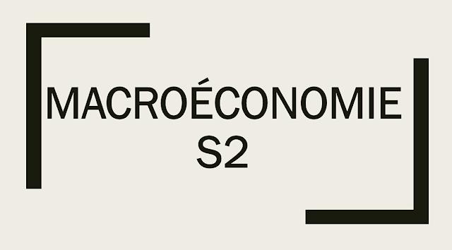 Cours Macro-économie S2