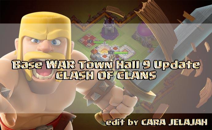 Susunan Formasi Pertahanan Untuk Bae war TH 9 Terbaik Update Terbaru