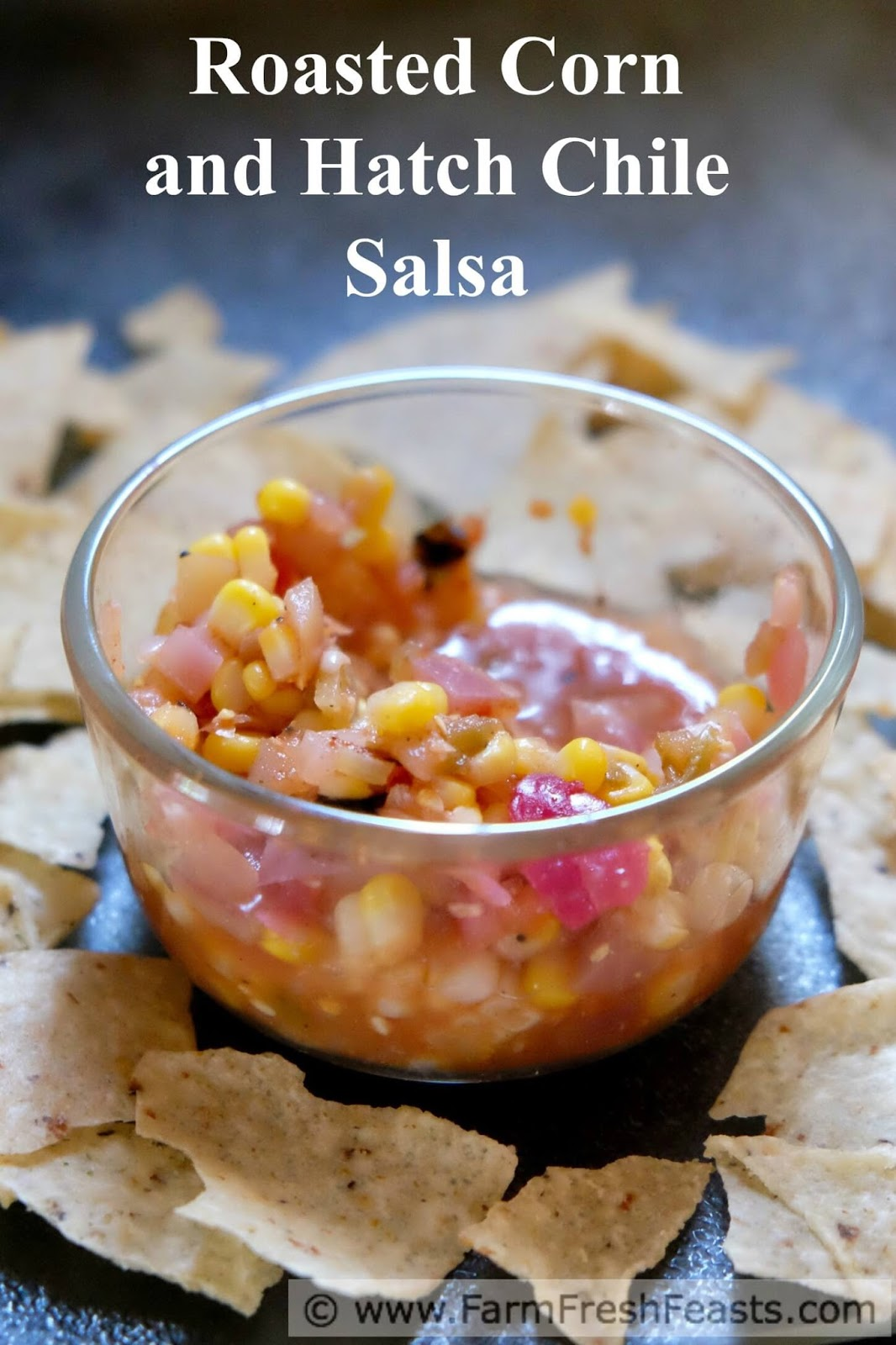 tangy salsa combines seasonal vegetables--corn, tomatoes, and peppers ...