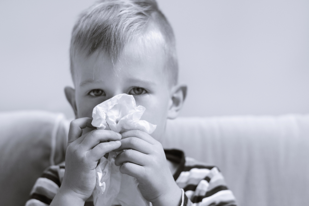 najskuteczniejsze sposoby na katar u dziecka