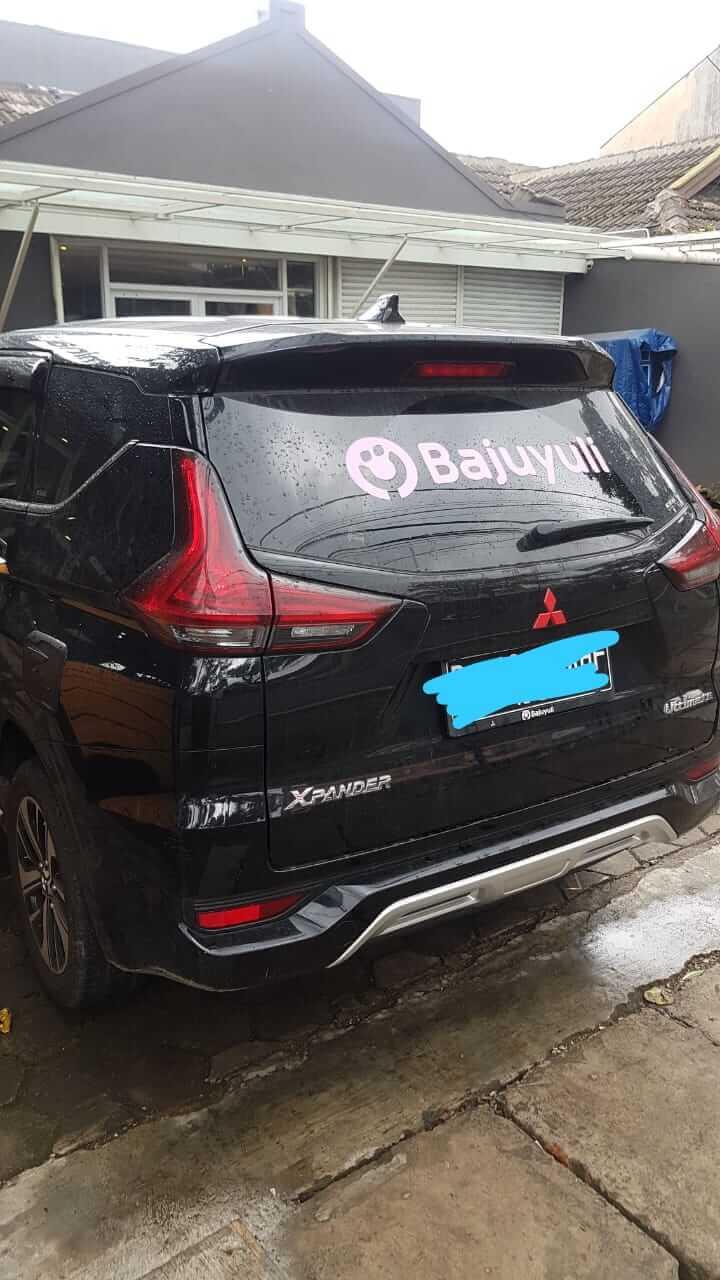 mobil Mitsubishi Xpander Ultimate beli dengan cash (alhamdulillah)