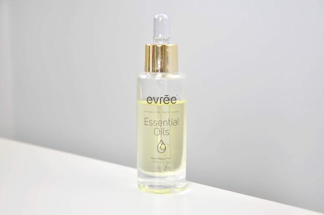 nawilżający olejek do twarzy evree essential oils