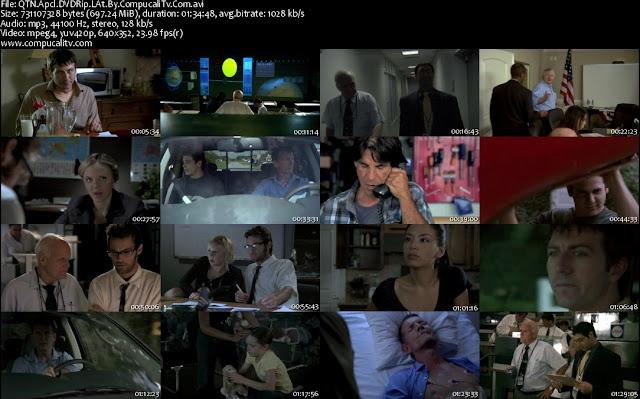Quantum Apocalypse DVDRip Español Latino Descargar 1 Link