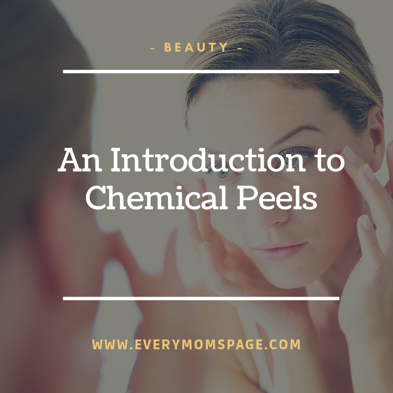 An Introduction to Chemical Peels