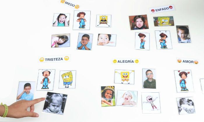 actividades y juegos para trabajar las emociones con los niños, diccionario emocional