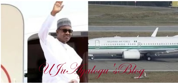Why presidential aircraft is with Buhari in London, how much we pay – Presidency