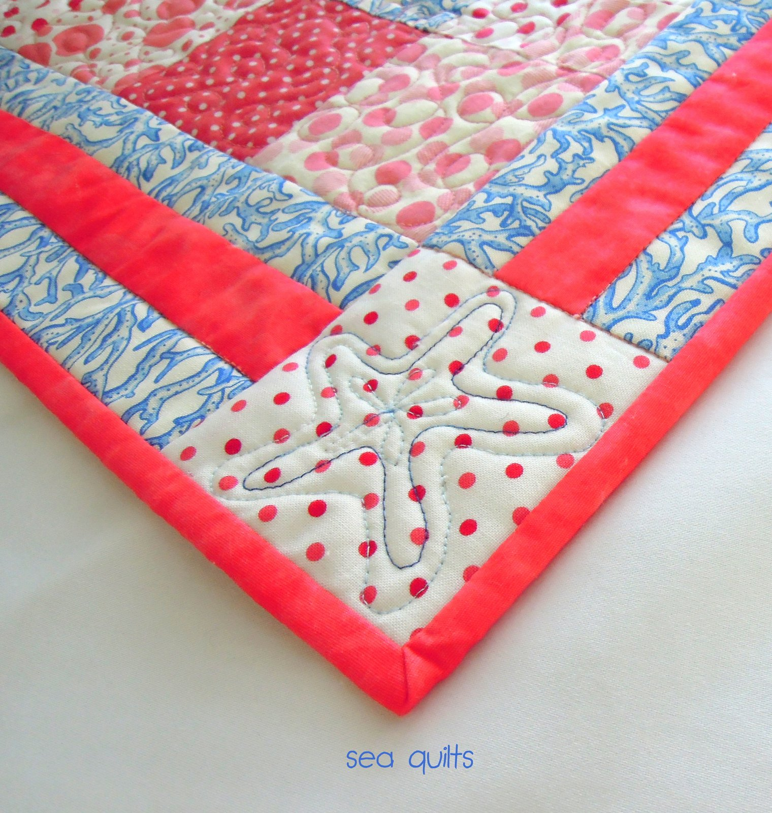 Quilt Binding Tutorial: Part Two