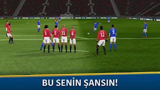 Dream League Soccer 2018 v5.060 Mega Mod Apk Obb