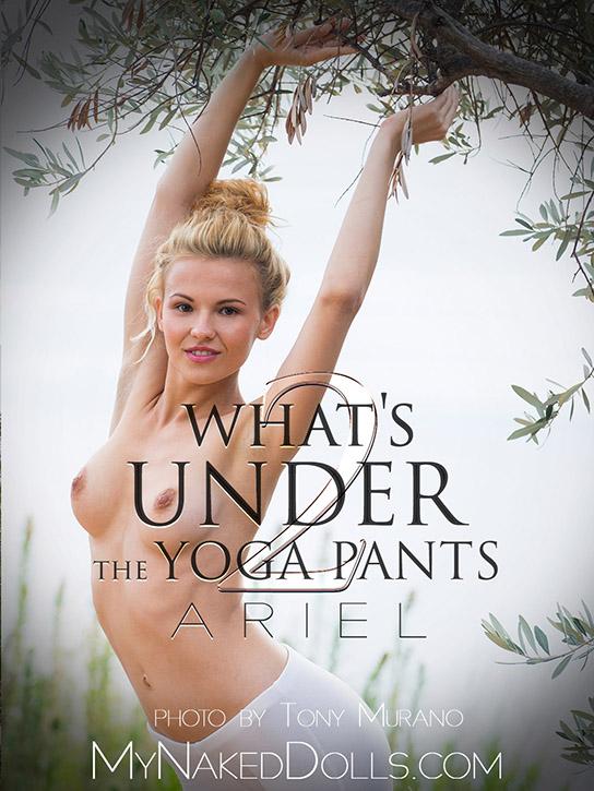 ivuOY MyNakedDolls - Ariel - What芒鈧劉s Under The Yoga Pants 2 mynakeddolls 08200