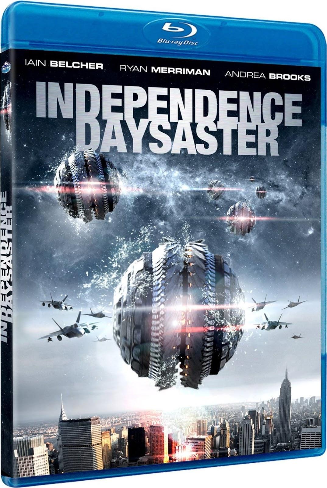 Independence Daysaster 150MB HEVC 2013 Dual Audio BRRip 480p