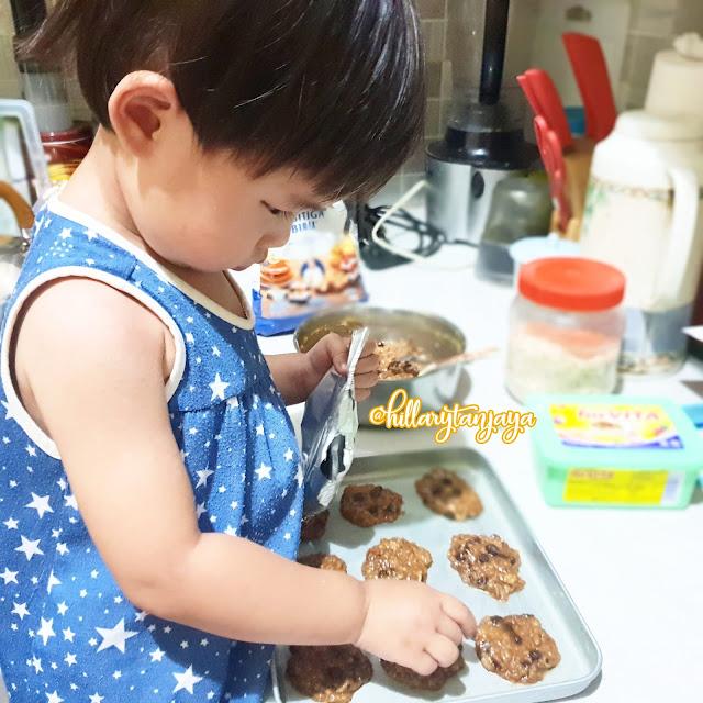 Oatmeal chocochips