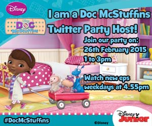 Mummy S Space Thursday Is Docmcstuffins Twitter Party Day
