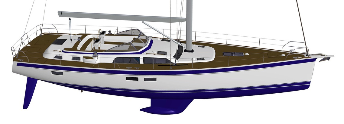 Interesting Sailboats: NEW HALBERG RASSY 57 VERSUS AMEL 55