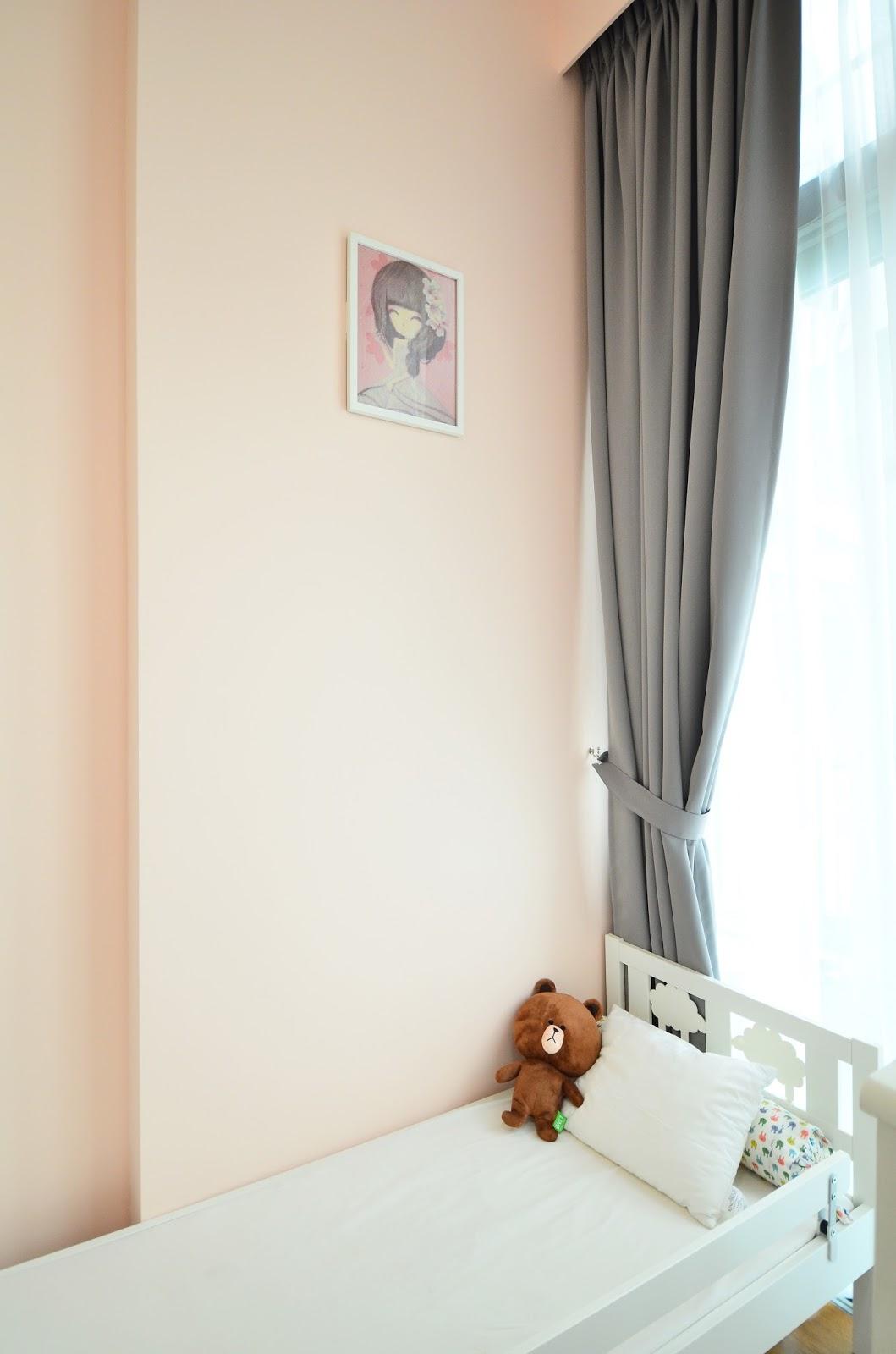 Ashlyn Thia Thomashlynshome 5 The Girls Bedroom And Nippon