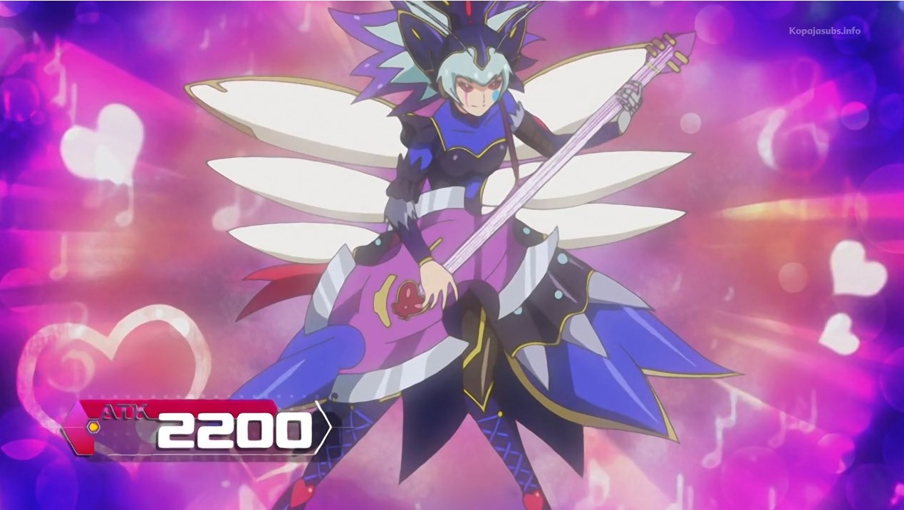 yu-gi-oh! vrains episode 56 subtitle indonesia - black avelic