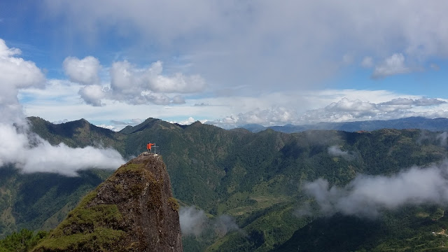 Carrot Peak, Mt. Tenglawan