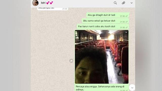 Pria ini Alami Perjalanan Menyeramkan di Bus Bekasi Bandung, Ia Melihat Seluruh Penumpang Berwajah Pucat dan Tidak Ada yang Bergerak