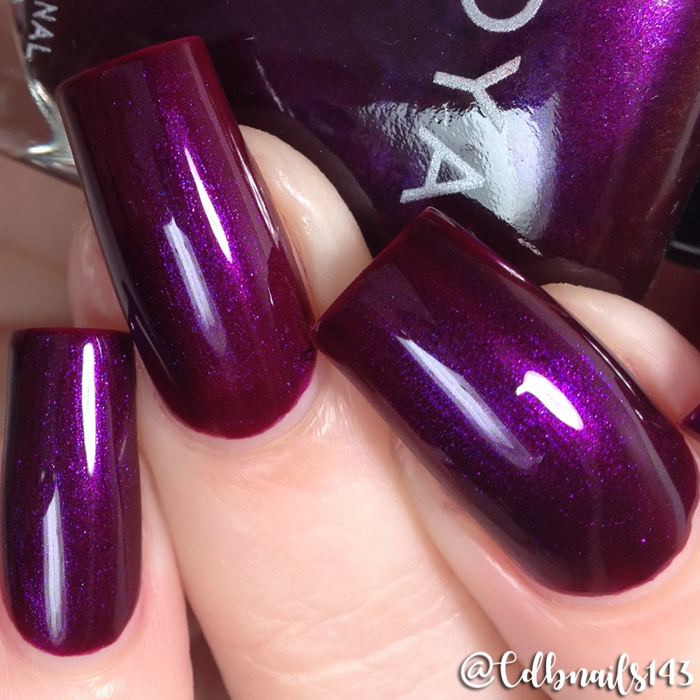 cdbnails: Zoya Nail Polish | Party Girls 2017 Collection