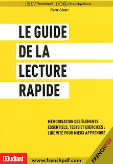 Télécharger livre: Le guide de la lecture rapide pdf gratuit