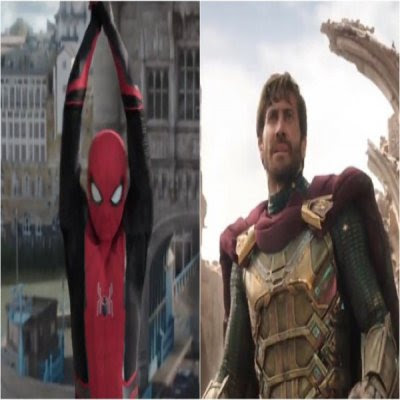 Spider man homecoming 2: far from home