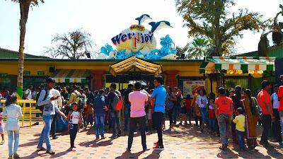 shirdi water park wet n joy entry fee