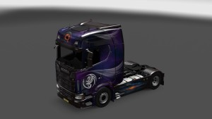 Fantasy Skin for Scania S580