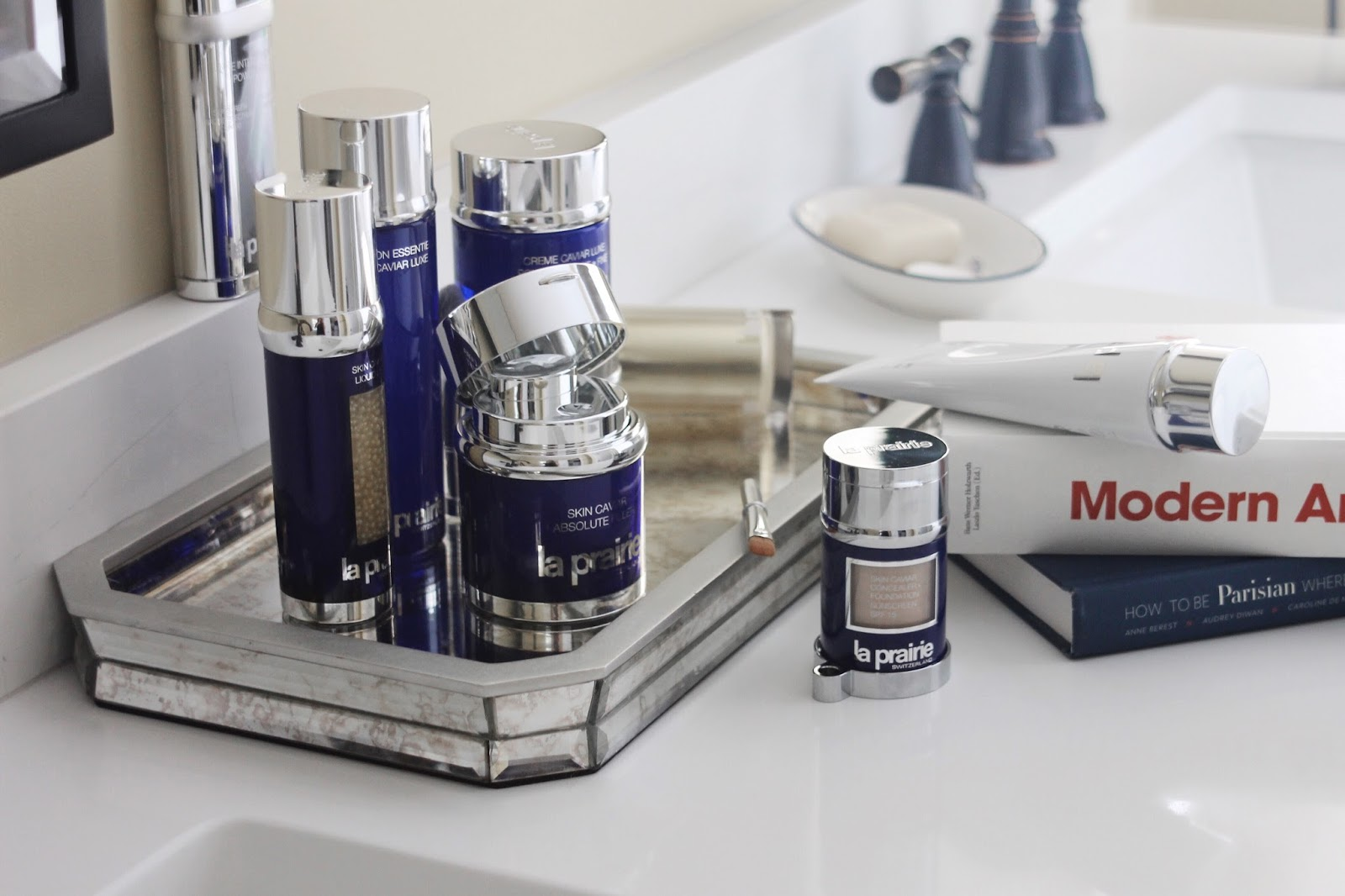 A New Launch From La Prairie & My Experience With the Caviar Range