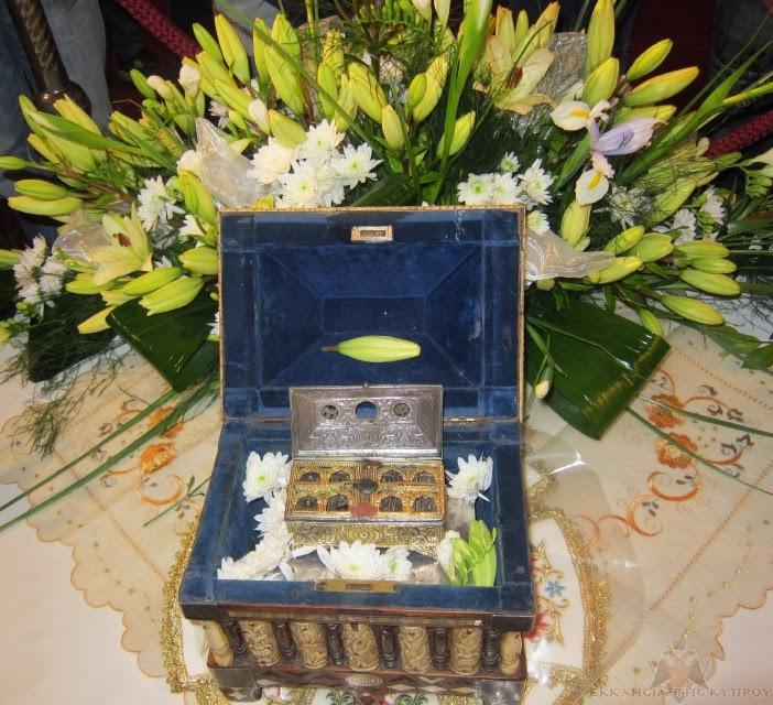"""Η λειψανοθήκη """"Τα Άχραντα Πάθη"""" http://leipsanothiki.blogspot.be/"""