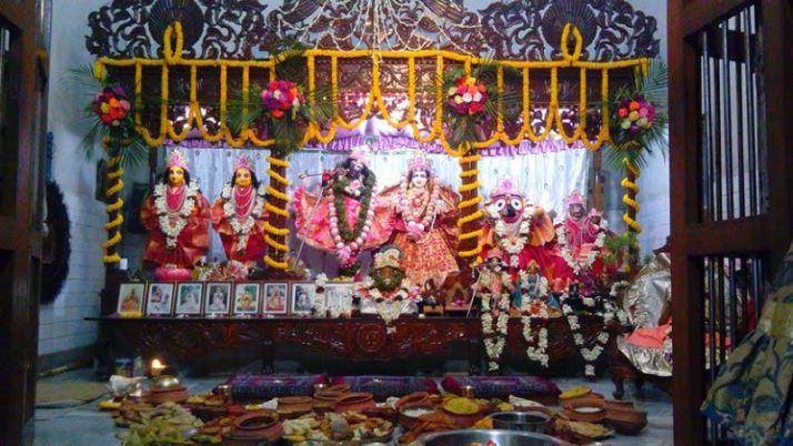 Hare Krishna News - Gaudiya News: Mayapur and Kolkata temple