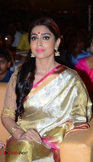 Actress Shriya Saran New Images in Silk Saree at Gautamiputra Satakarni Audio Launch  0003.jpg
