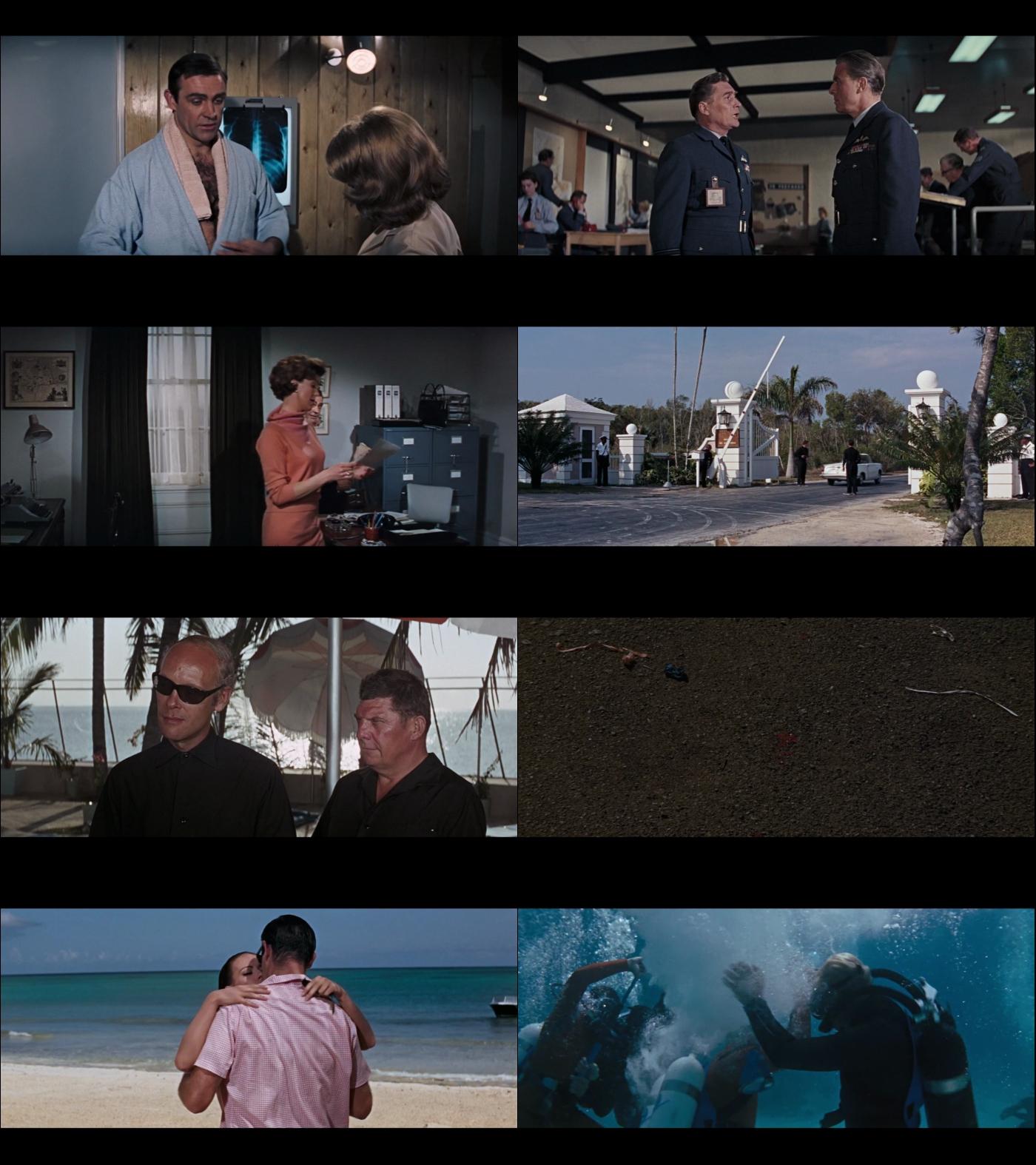 007 Operacion Trueno 1080p Latino