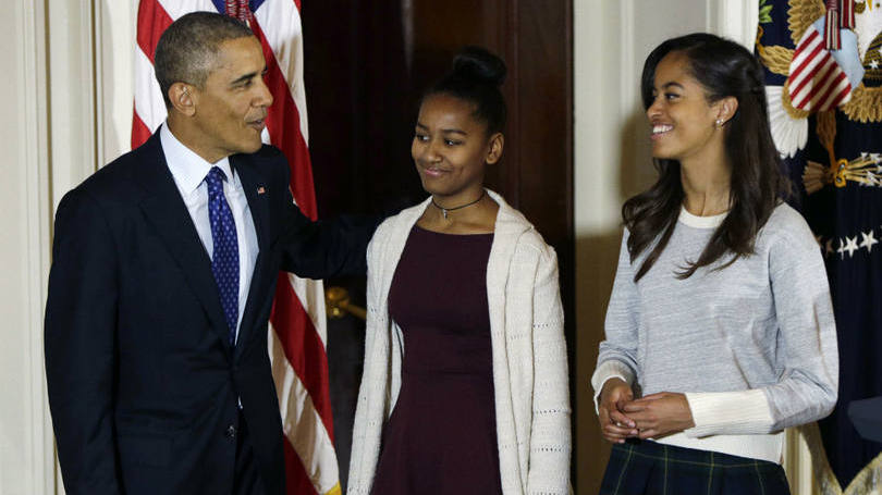 Obama conta como suas filhas mudaram sua opinião sobre o casamento igualitário