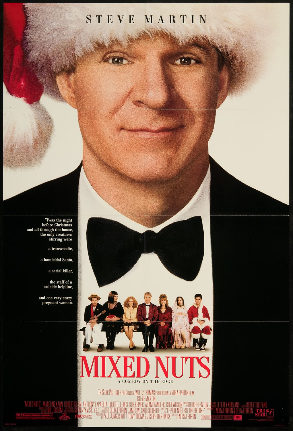 Just Mad about the Movies  Mixed Nuts (1994) 7af456f7183c