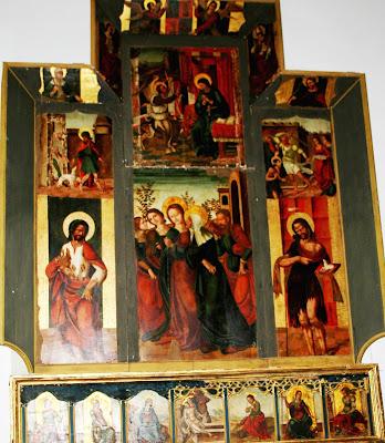 Resultado de imagen de capillas Catedral Teruel