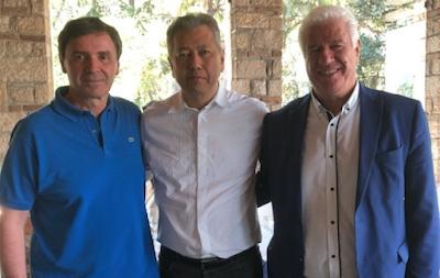 Στενός συνεργάτης του Π. Πιεμπονγκσάντ στην ΠΑΕ Παναθηναϊκός ο Ν. Γερασιμίδης!