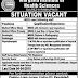 Margalla Institute Of Health Science Rawalpindi Jobs