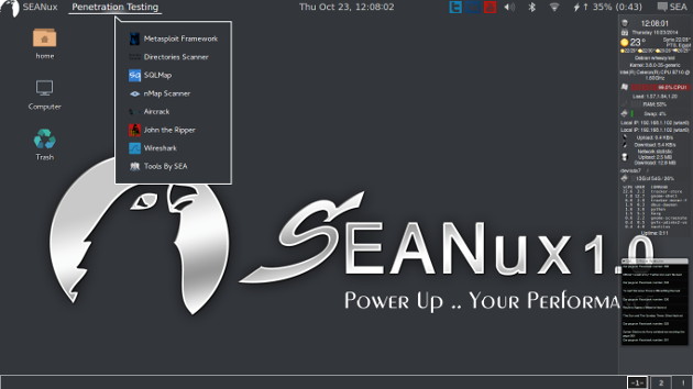 Image result for seanux os